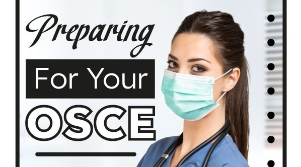 Preparing for your OSCE – Infograph