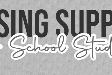 Nursing Supplies for School Students – Infograph